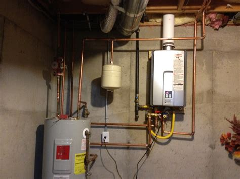 how to replace the kitchen faucet tankless with storage tank and circulation tom kris