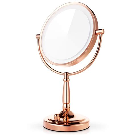 gold lighted makeup mirror 25 best ideas about lighted magnifying makeup mirror on