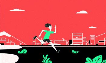 nike holiday gifs golden wolf