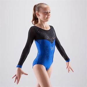 Poutre De Gym Decathlon : justaucorps manches longues de gymnastique artistique ~ Melissatoandfro.com Idées de Décoration