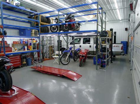 Metal Building Loft Design Ideas 16' Eve's  The Garage