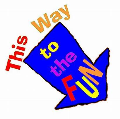 Fun Word Clip Having Clipart Way Games
