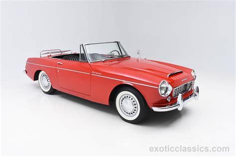 1964 Datsun Fairlady by 1964 Datsun 1500 Fairlady Chion Motors International