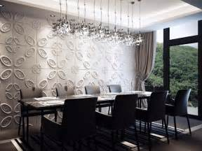 dining room wall ideas amazing wallpapers you totally need to try in your home