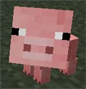 Baby pig (so cute) | Minecraft mobs | Pinterest | Pigs ...