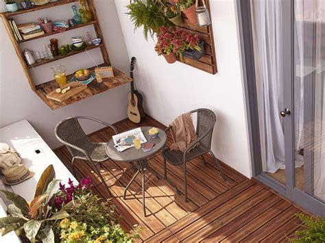 idees deco futees pour petit balcon joli place