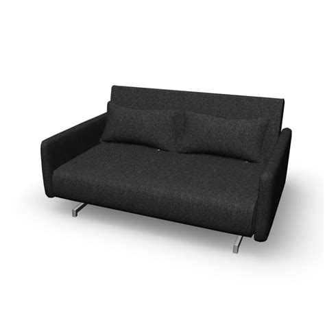 dark gray sofa bed ready sofa bed dark gray design and decorate your room in 3d
