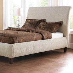 beaconsfield upholstered sleigh bed sears sears
