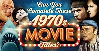Top 100 Movies of the 1970s - October 6th is deadline ...