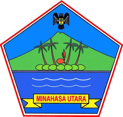 logo kabupaten kota logo kabupaten minahasa utara