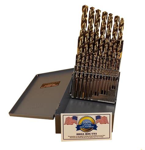 Top 5 Cobalt Drill Bits Sets - Review&Comparison - Mechanic Guides