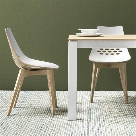 calligaris jam wood chair