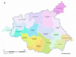 Carte Du Gers Détaillée : carte des intercommunalit s du gers ~ Maxctalentgroup.com Avis de Voitures