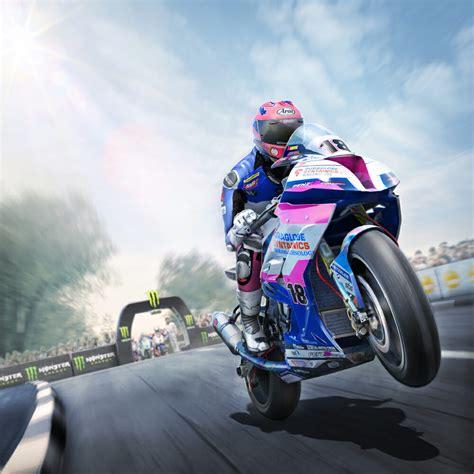 isle tt game ride edge riders circuit rider french davey todd julien