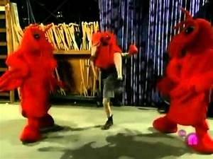 The Amanda Show - Dancing Lobsters - YouTube