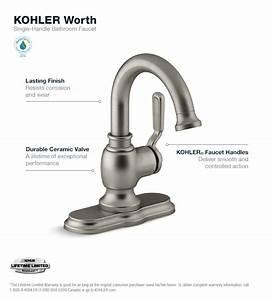 Kohler Worth Single Hole 1