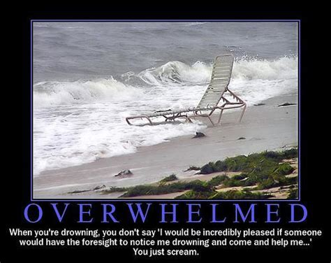 Overwhelmed Memes - overwhelmed quotes funny quotesgram