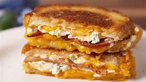 60+ Best Grilled Cheese Sandwich Recipes - How to Make ...