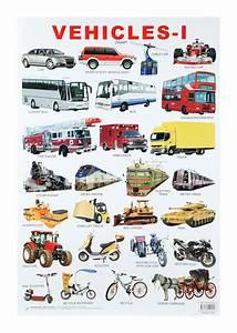 Buy Dreamland Vehicles Chart - 1 Online In India • Kheliya