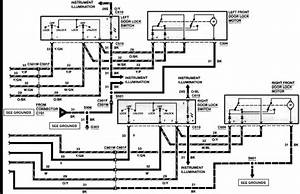 Need Wiring Diagram For Power Locks Switch