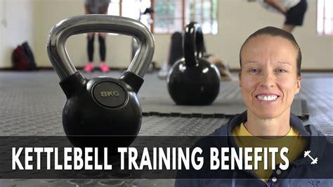 kettlebell benefits training