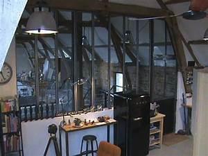 les 47 meilleures images du tableau deco cloisons With nice idee deco jardin contemporain 9 verriare dinterieur style atelier dartiste