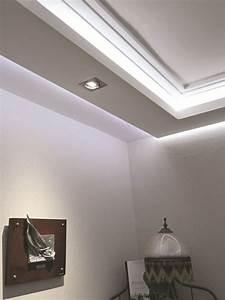 Decoration Faux Plafond : faux plafond salon tunisie ~ Melissatoandfro.com Idées de Décoration