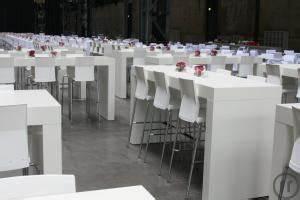 Party Möbel Mieten : br ckentisch stehtisch hightable carrie 230 x 75 cm wei ~ Michelbontemps.com Haus und Dekorationen