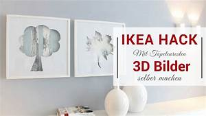 Ribba Rahmen Ikea : ikea hack ribba bilderrahmen 3 upcycling 3d bilder mit tapetenresten youtube ~ Watch28wear.com Haus und Dekorationen