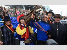 Cheltenham Festival Gold Cup RESULTS LIVE horse racing