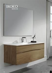 Meuble Salle De Bain Bois Double Vasque : meubles lave mains robinetteries meuble teck meuble de salle de bain en bois iroko massif ~ Melissatoandfro.com Idées de Décoration