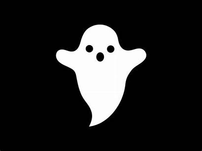 Ghost Ghosts Meaning Producer Halloween Animated Word