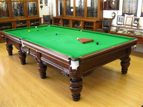 second hand snooker table for sale second hand pool tables barton mcgill pools tables
