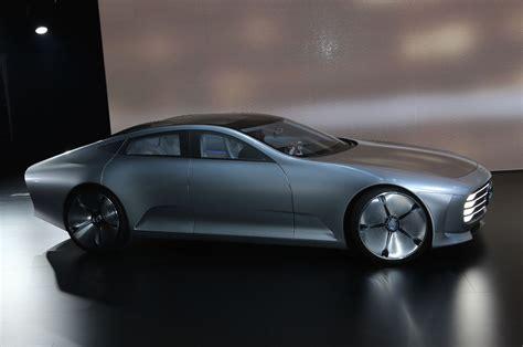 Mercedes Benz Concept Iaa Is A Study In Aerodynamics