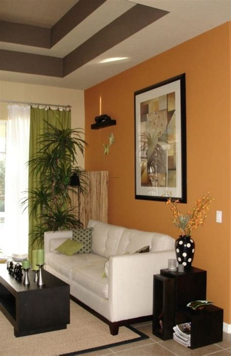17 best ideas about orange accent walls on