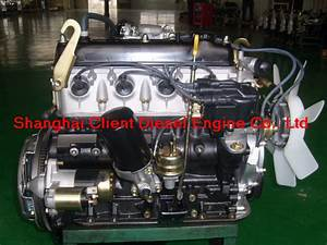 China 4y Gasoline Type Engine For Toyota