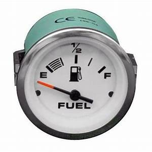 Marine Fuel Gauge  Boat Parts