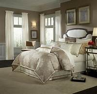 master bedroom bedding Colonial Bungalow Family Home Design & Kids Bedding - Home ...