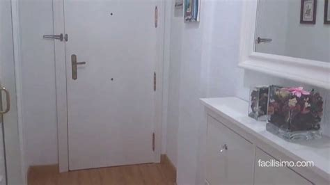 como decorar pasillos  recibidores pequenos facilisimo