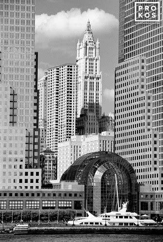 World Financial Center Photos - Framed Fine Art Prints by