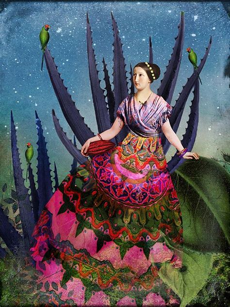 Blue Agave Cacao Catrin Welz Stein