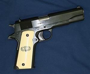 82nd Airborne Colt 1911 Ivory