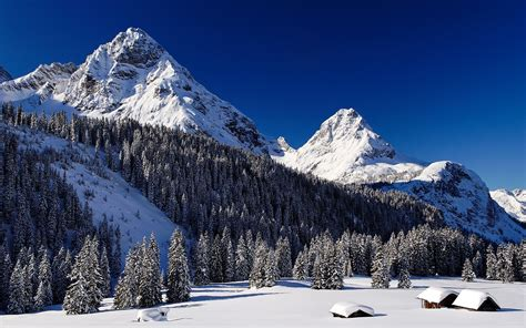 winter mountain screensavers  wallpaper wallpapersafari