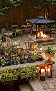 30, , exciting, backyard, fire, pit, landscaping, ideas, on, a, budget