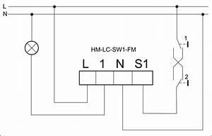 Wechselschaltung 2 Schalter 1 Lampe