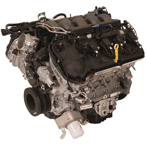 Ford Performance Coyote Automatic Crate Engine