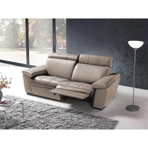 canapé cuir 3 places pas cher canape relax electrique pas cher 28 images canap 233 3