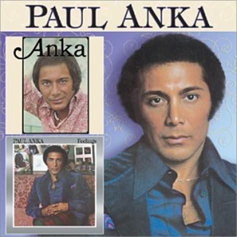 Paul Anka  Paul Ankafeelings  Amazoncom Music