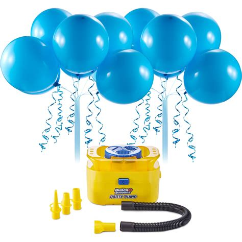 X Bunch O Balloons Blue bunch o balloon electric air starter pack blue
