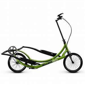 Ellipti Go 8c Outdoor Elliptical Bike